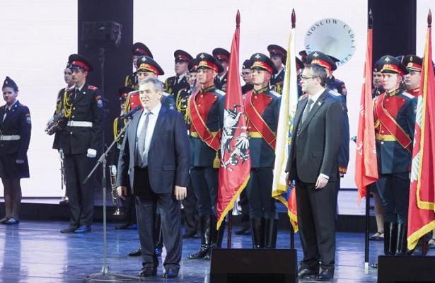 Исаак Калина: в Москве растет самая мощная кадетская армия