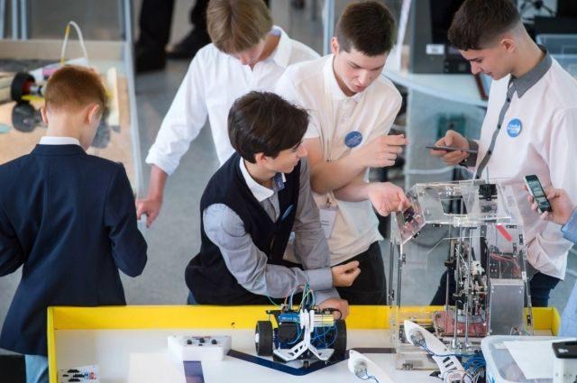 Исаак Калина: предпрофессиональное образование помогает раскрытию потенциала школьников