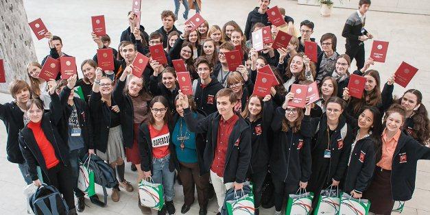 Столичные школьники стали абсолютными победителями заключительного этапа ВсОШ по русскому языку
