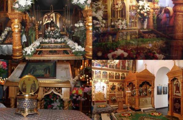 Мощи святых Петра и Февронии на неделю привезут в столицу из Мурома