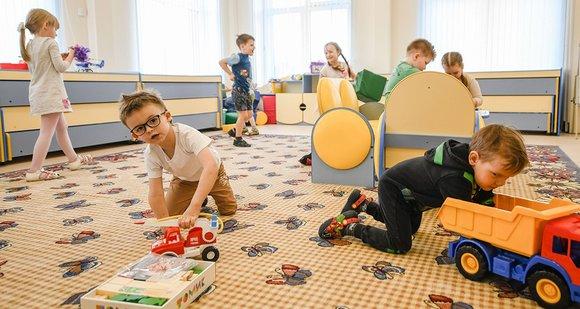 Московский мэр пришел к решению увеличить финансирование частных детских садов и школ