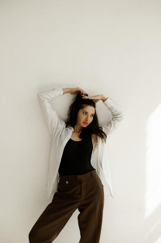 Анастасия Базарова: «Стать моделью в 28 лет, почему бы и нет?»