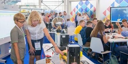 На портале Mos.ru прошла трансляция открытия Московского международного форума «Город образования»