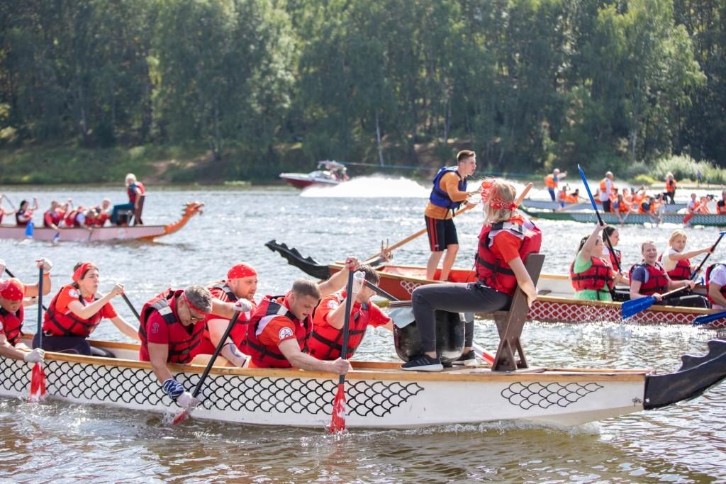 Корпорация «Гарант-Инвест» провела День спорта в Серебряном бору