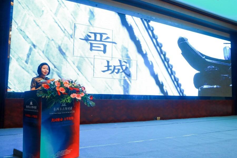 «Диалог между древними замками Востока и Запада-2019» состоялся в Цзиньчэне