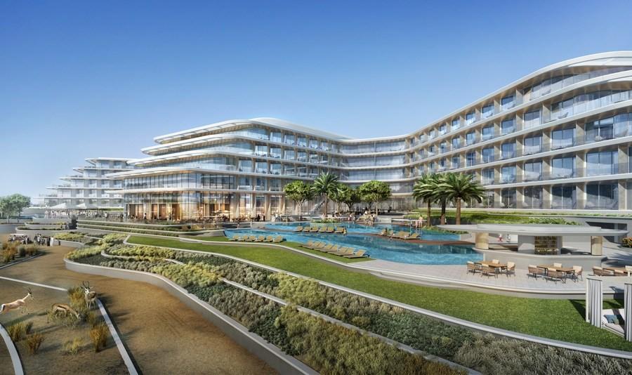 На территории комплекса JA The Resort в Дубае открылся JA Lake View Hotel
