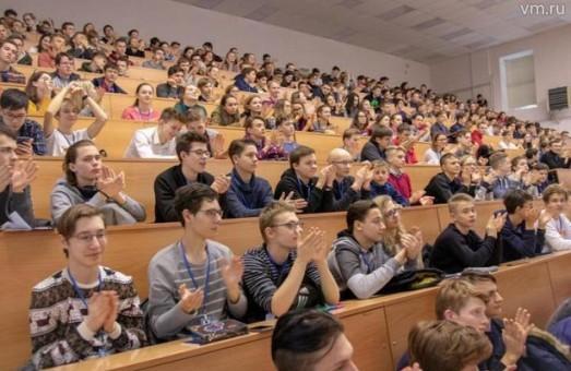 Технические специальности пользуются все большей популярностью у студентов из России
