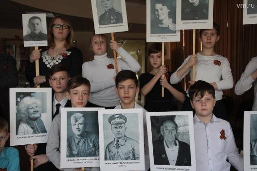 Школьники столицы посетят место подвига Героя Советского Союза Николая Боброва