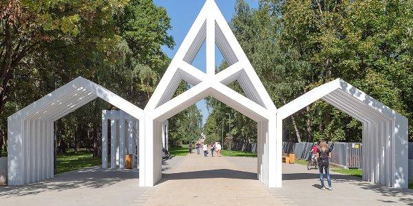 Выставка дизайн-решений для современного мегаполиса состоится в 75-м павильоне ВДНХ
