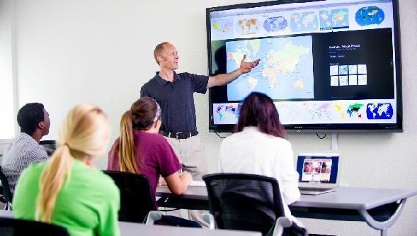 В районе Кунцево на западе Москвы построят школу на 825 мест с IT-полигоном