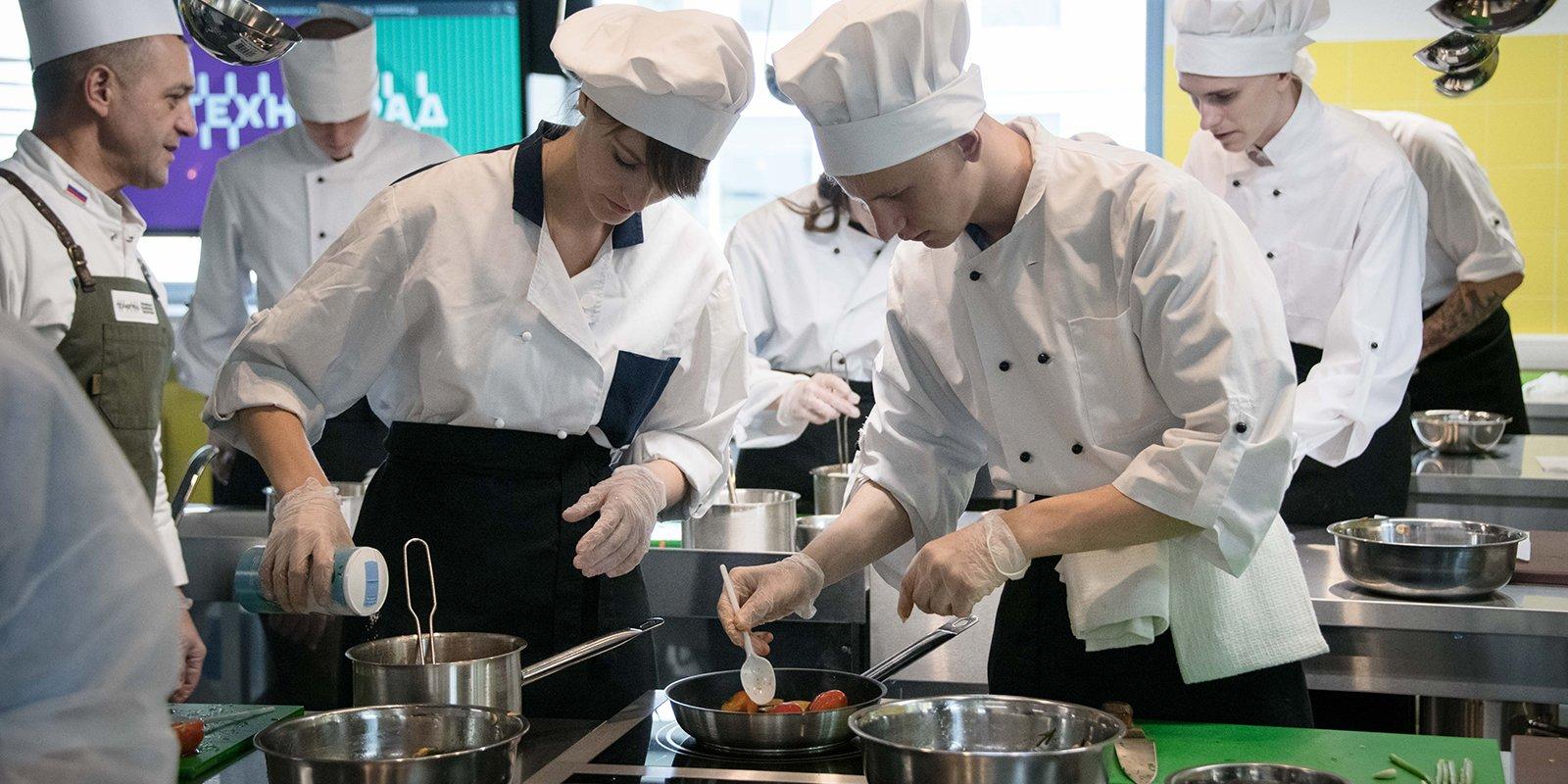 За год в образовательном комплексе «Техноград» побывали более 203000 человек