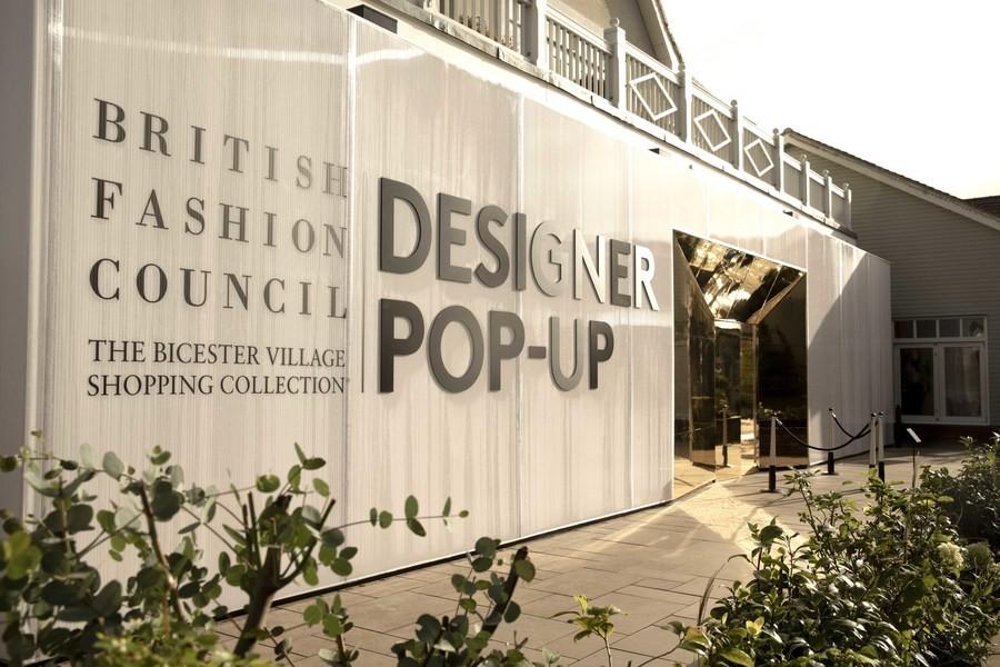 Гости Bicester Village познакомятся с уникальными дизайнерскими брендами