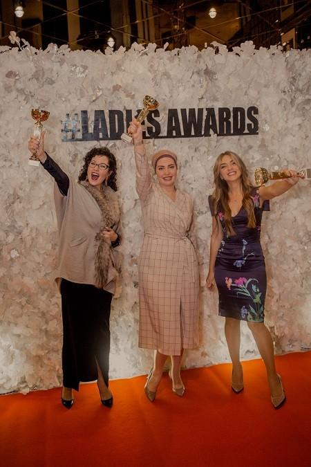 В Москве с размахом прошла Международная премия для успешных женщин Successful Ladies Awards