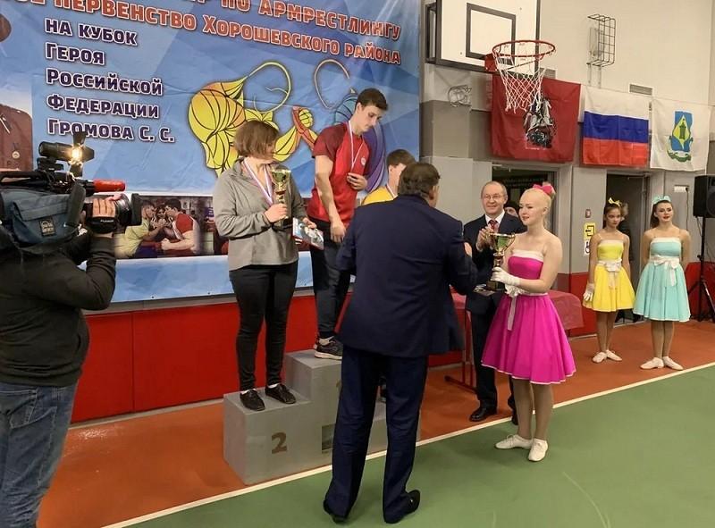 Состязания по армрестлингу в Хорошевском районе Москвы – праздник спорта и силы духа