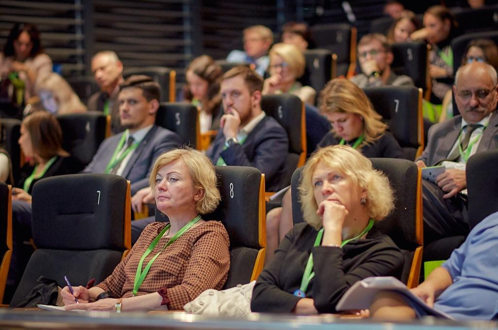 Экологический форум проходит в Москве 17-18 октября: итоги I дня