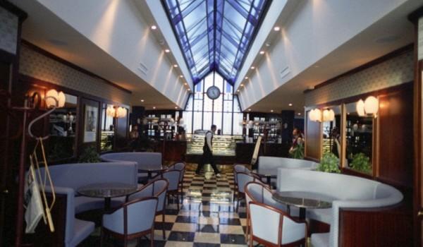 За период январь-июль оборот московских ресторанов и кафе увеличился на 11%