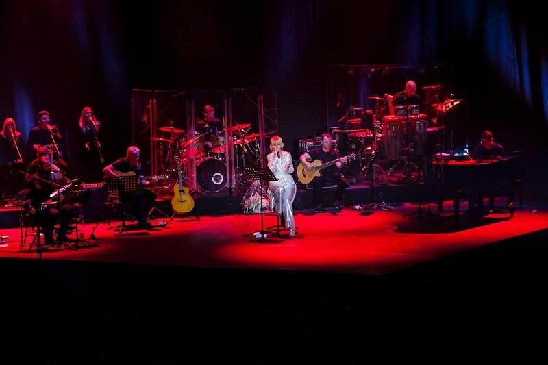 Валерия произвела фурор на концерте в Санкт-Петербурге