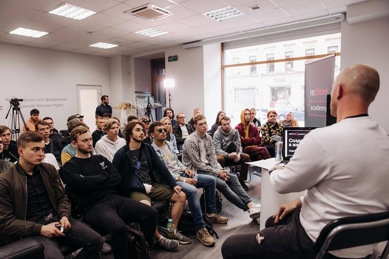 Творчество и мобильная техника: Академия re:Store приглашает на фестиваль