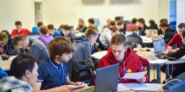 В столице приступили к проведению отборочного этапа открытой олимпиады по программированию