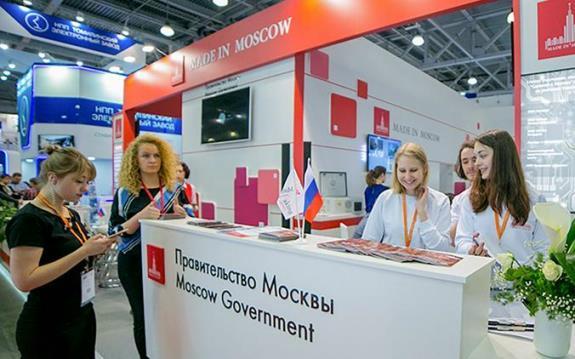 Наталья Сергунина: в 2020 году столичную продукцию представят на выставках 12 стран мира