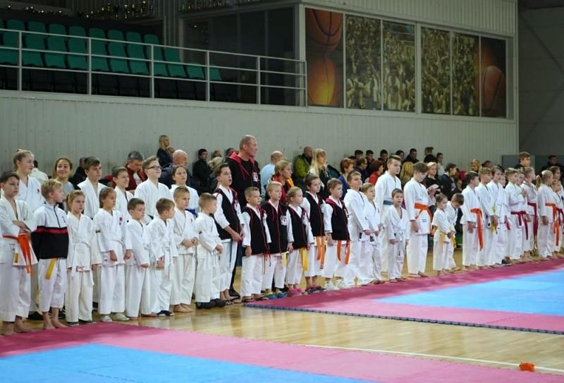 В международном турнире по каратэ с успехом выступили спортсмены ЦК «Хорошевский»