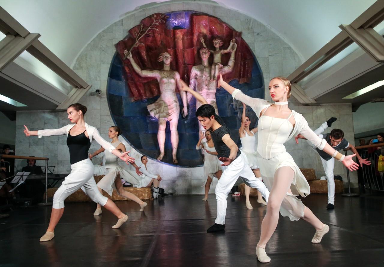 Для ежегодной акции «Ночь искусств» в столице было подготовлено более 250 мероприятий