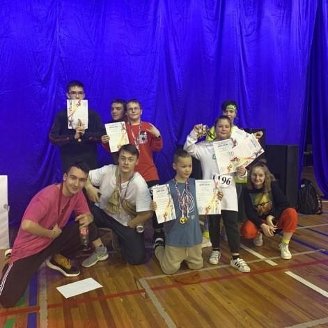 Танцоры из Пушкино показали отличные результаты в Кубке ЦФО по Street направлениям