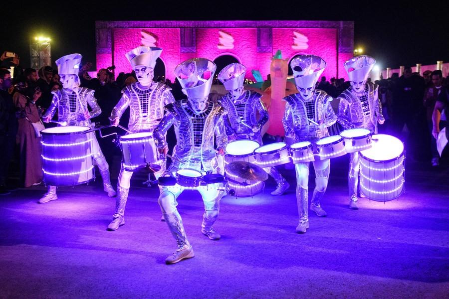 Мировые суперзвезды стали украшением MDL Beast Festival в Саудовской Аравии