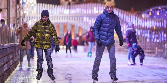Наталья Сергунина: ВДНХ подготовила насыщенную программу на новогодние праздники