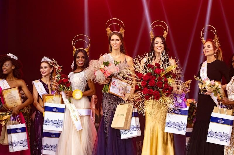 В Москве прошло финальное шоу международного конкурса красоты «Miss Fashion 2019 – GODDESS OF THE UNIVERSE»