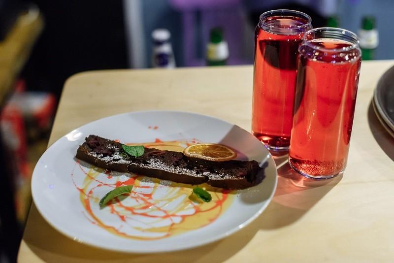 Новосибирская «Балтика» организовала гастрономический ужин в рамках проекта «Пивной сомелье»