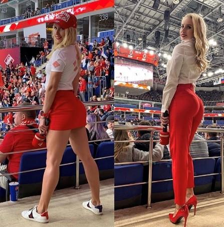 Юлия Ушакова покидает ХК Спартак