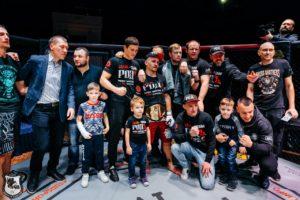 В Москве определили победителя командного бойцовского чемпионата 2019 года!