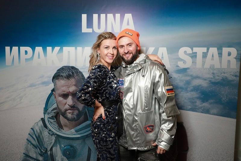 Иракли и LIKA STAR представили клип на песню «LUNA»