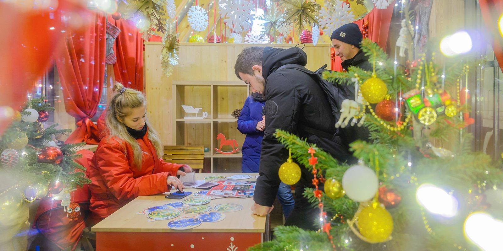 На фестивале «Путешествие в Рождество» в столице пройдут благотворительные акции