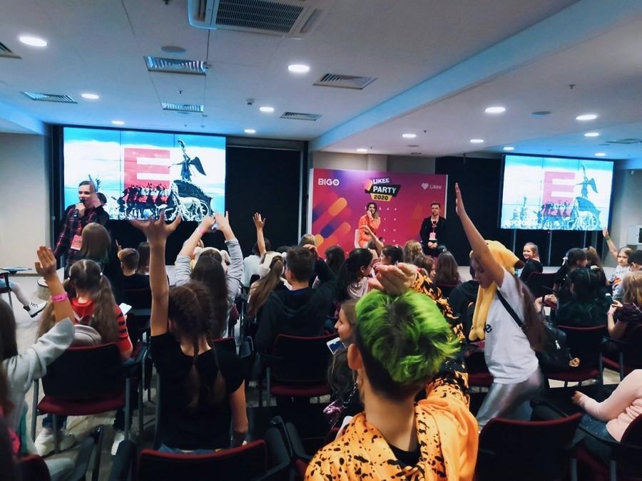 В Санкт-Петербурге с успехом прошла вечеринка Likee Party 2020