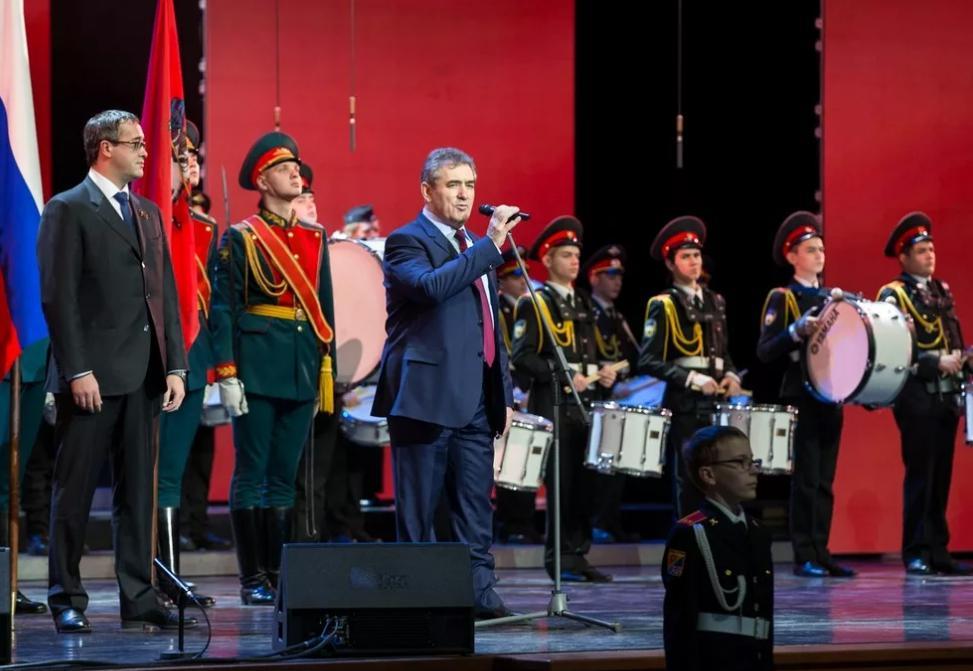 VI Московский городской форум кадетского движения «Честь имею служить Отчизне» стартовал в российской столице