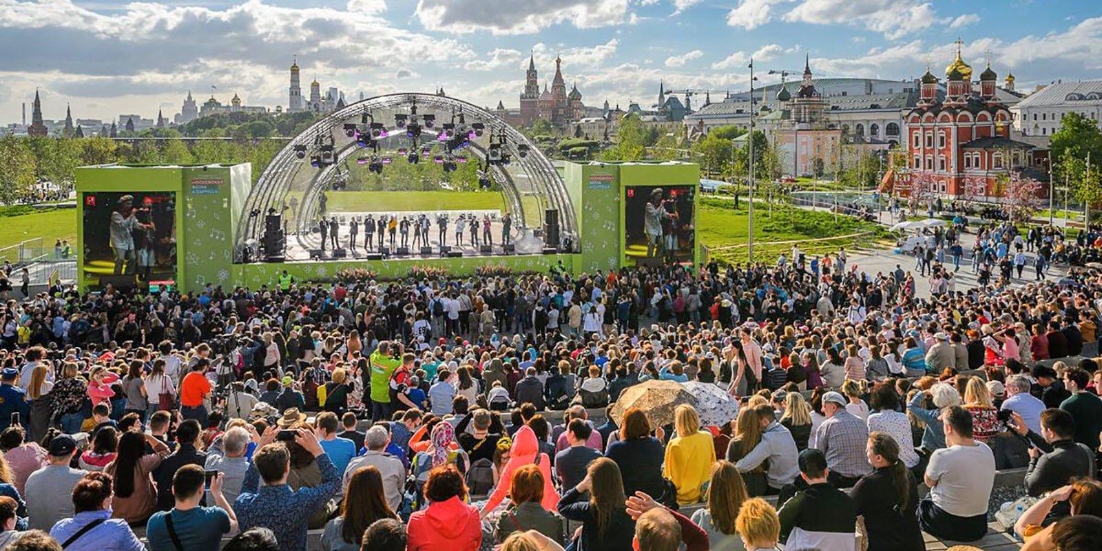 В Москве готовятся к проведению фестиваля «Московская весна a cappella»