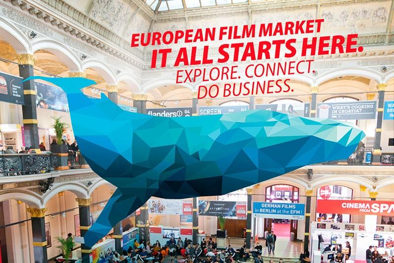 Кинокомпании столицы станут участниками European Film Market в Берлине