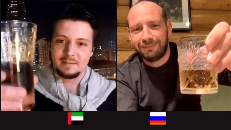 Николай Манагадзе запустил в соцсетях прямые эфиры с выдающимися музыкантами
