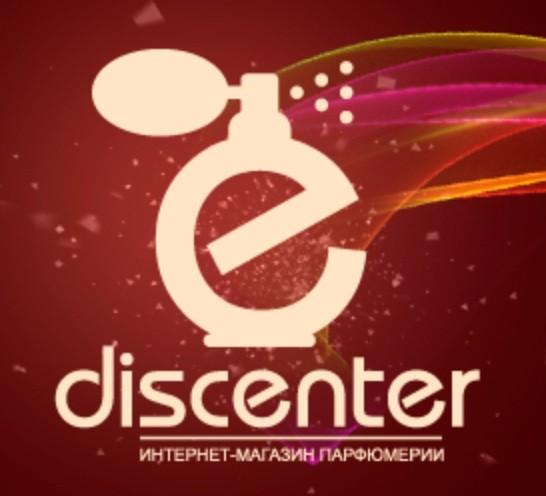 О смене названия на Discenter сообщил посетителям интернет-магазин scente.ru