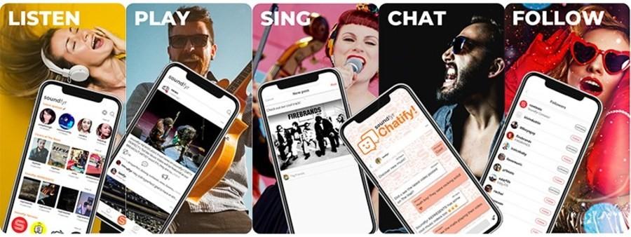 Новое музыкальное приложение Soundfyr за месяц загрузили 350 000 пользователей