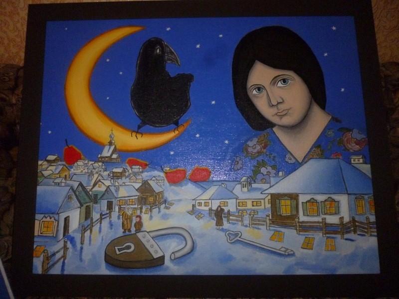 Пророческая картина монаха-затворника