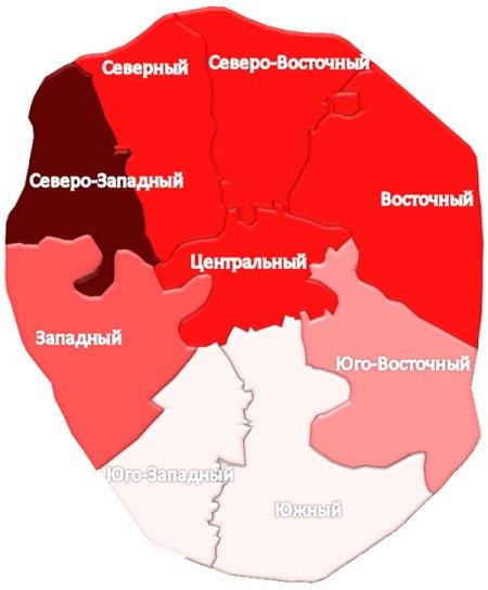Onrealt.ru составил карту, где арендодатели готовы сдать жилье владельцам животных