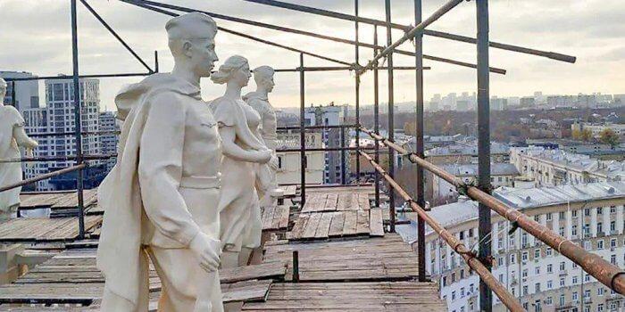 Наталья Сергунина сообщила о начале приема заявок на конкурс «Московская реставрация»