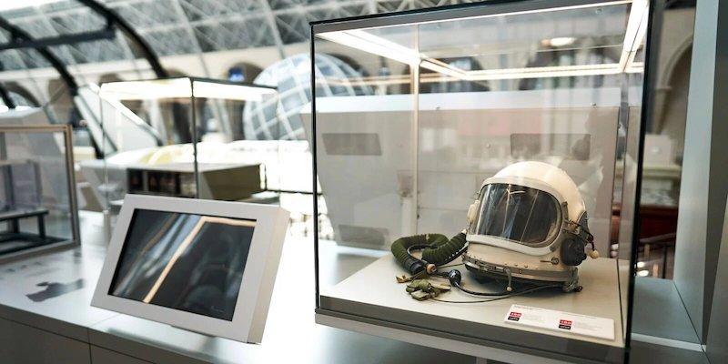 Коллекция центра «Космонавтика и авиация» на ВДНХ пополнилась новыми экспонатами