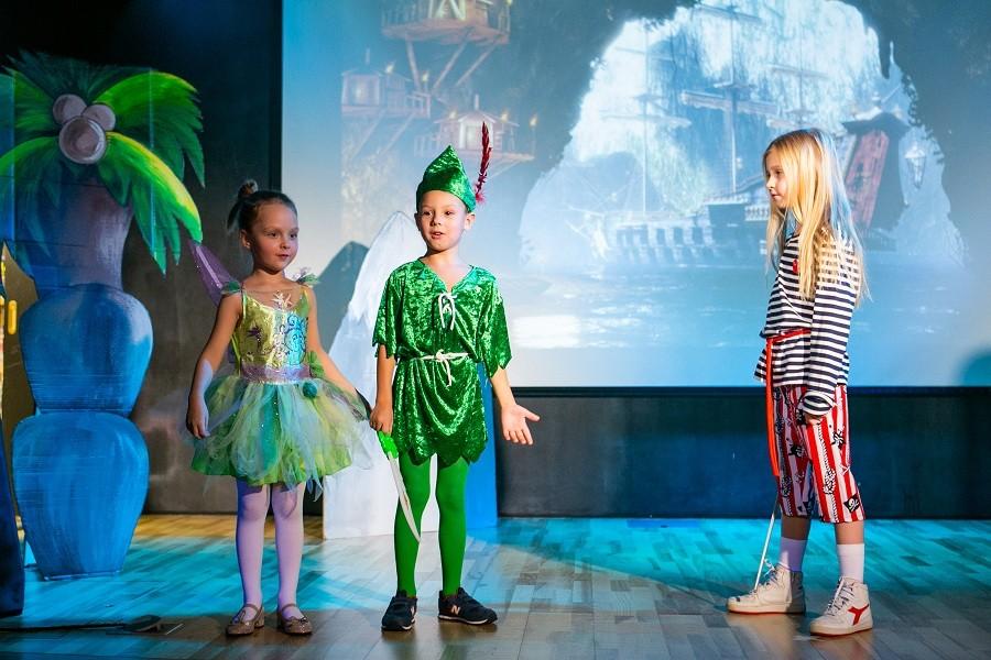 Ученики Wunderpark International School сумели поставить два спектакля во время онлайн-обучения