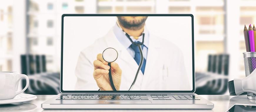 Онлайн-общение в формате «врач-пациент» обеспечивает онкологическая больница №1