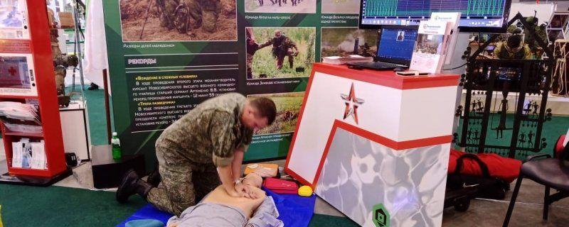 На Армейских играх 2020 будет представлена программа, которая позволит сохранить жизнь и здоровье военнослужащих