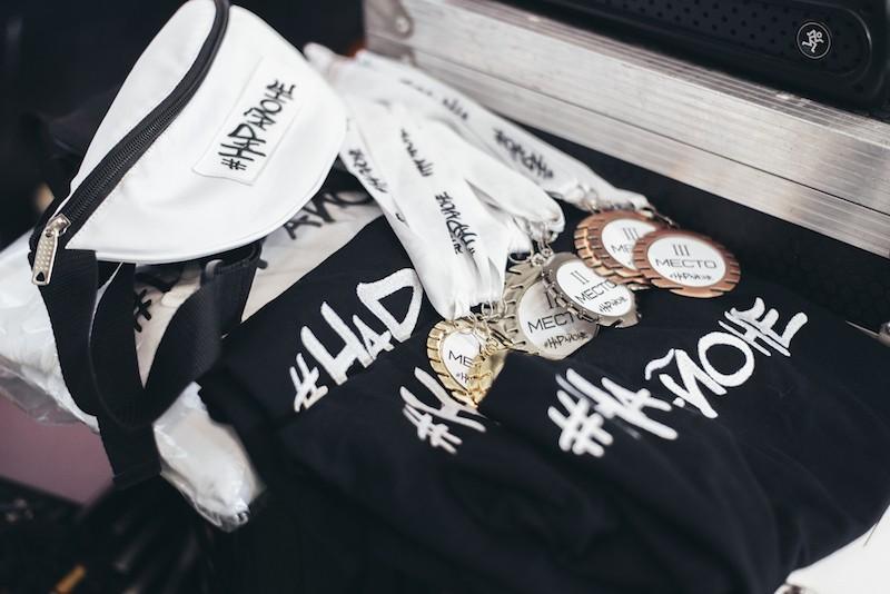 Лига #НаРайоне собрала профессионалов уличного футбола на соревнованиях